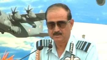 Video : Fragile security environment in India's neighbourhood, says Air Force chief