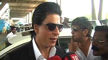 Video : Shah Rukh remembers Jagjit Singh