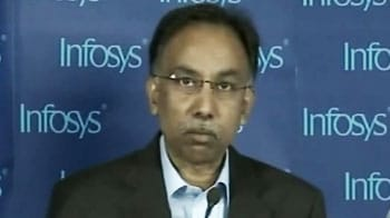 Video : Infosys management on Q2 earnings