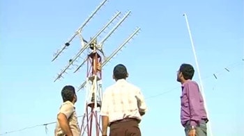 Video : First satellite made by IITians