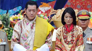 Video : Royal Wedding: Bhutan king weds Jetsun Pema