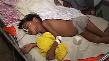 Video : UP: 12 children die of Encephalitis in 24 hours