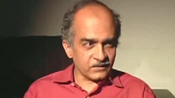 Video : Unfazed by attack: Prashant Bhushan to NDTV