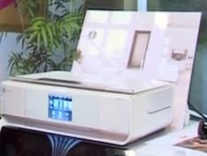3D printing from HP