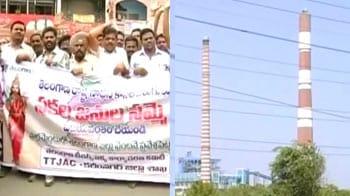 Video : Telangana effect: No coal, no power