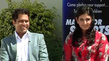 Video : Aakash Chopra, Shagun Chowdhary support Marks For Sports