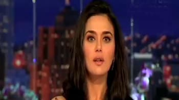 Video : Not a Preity show