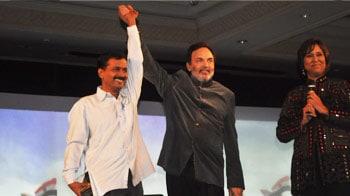 Video : Arvind Kejriwal wins NDTV Indian of the Year Award