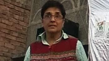 Videos : किरण बेदी पर लगे भ्रष्टाचार के आरोप