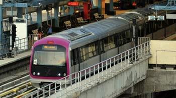 Video : Bangalore gets its metro, finally