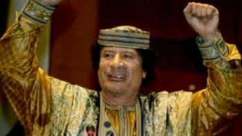 Video : Libyan dictator Gaddafi killed