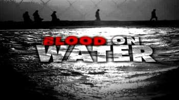 Video : Blood on water