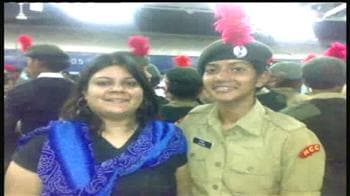 Video : Chennai girl, 1st woman to raise 'Sword of Honour'