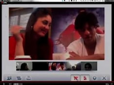 SRK chats live with fans on Google+