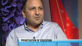 Video : Education: Crisis of governance