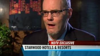 Video : Starwood Hotels plans major India expansion