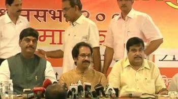 Video : Shiv Sena-BJP's promises to Maharashtra