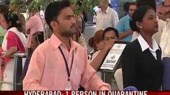 Video : Swine flu: Delhi relieved, AP on alert