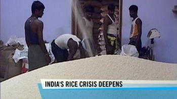 Video : India to import rice from Thailand, Vietnam