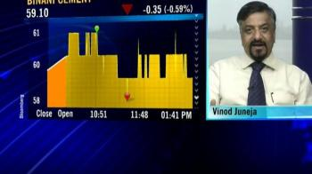 Video : North India cement demand intact: Binani Cement