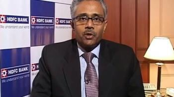 Video : Auto loans have picked up sharply: HDFC Bank