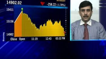 Video : Market taking cues from global market: Sharekhan