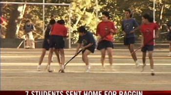 Video : Students of Sanawar school ragged