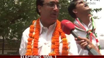 Video : Elections '09: The heat is on
