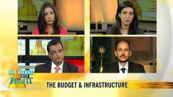 Video : The budget and infrastructure