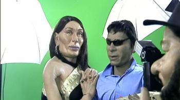 Videos : Sachin-Kareena's photo shoot