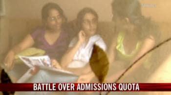 Video : New quota battle brews in Maharashtra