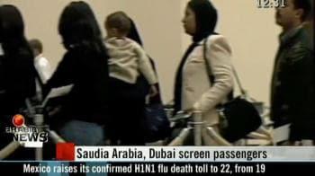 Video : Arab nations meet over H1N1 flu