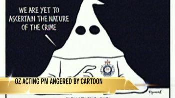 Video : Ku Klux Klan ad in India angers Australia