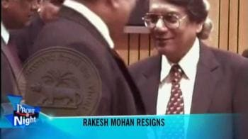 Video : RBI deputy governor quits, to join Stanford