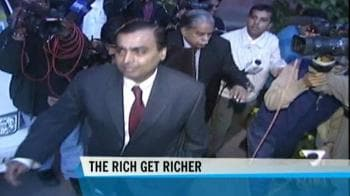 Video : Mukesh Ambani richest Indian in Forbes list