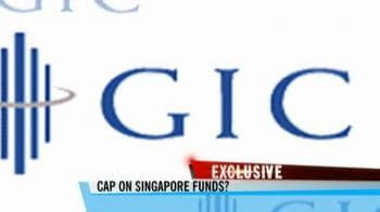 Video : Govt may put cap on Singapore funds