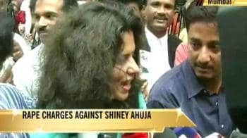 Video : Actor Shiney Ahuja gets bail in rape case