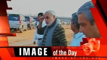 Video : Narendra Modi, the Englishman