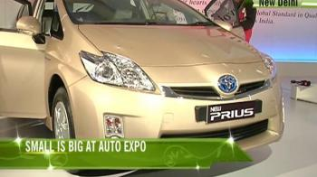 Video : Auto Expo turns Green: Small is big and Green is in
