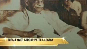 Video : Tussle over Sardar Patel's legacy