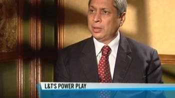 Video : L&T plans to bet big on power