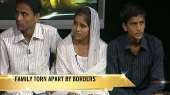 Video : Family torn apart by India-Pak border