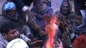 Video : Cold wave claims over 200 lives in north India