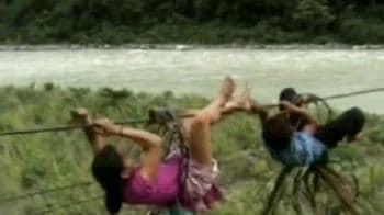 Video : Arunachal's fear factor