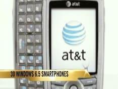 30 Windows 6.5 smartphones