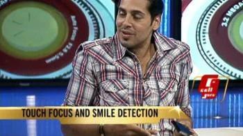 Video : Dino Morea on the Sony Ericsson Satio
