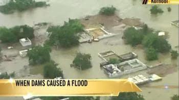 Video : Floods batter Andhra