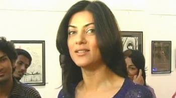 Videos : I've earned my wrinkles: Sushmita