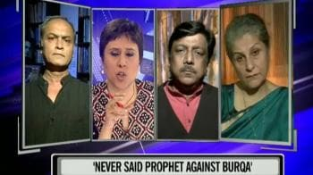 Video : First Husain, now Taslima: Selective outrage
