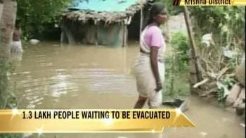 Video : Flood fury: Danger still lurks in Andhra